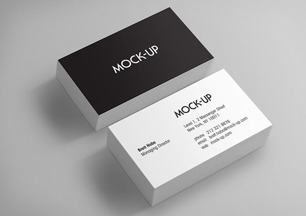 In Danh Thiếp- Name Card